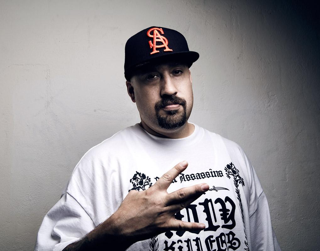 B-REAL: Jsem west-coast rapper s láskou pro východní pobřeží