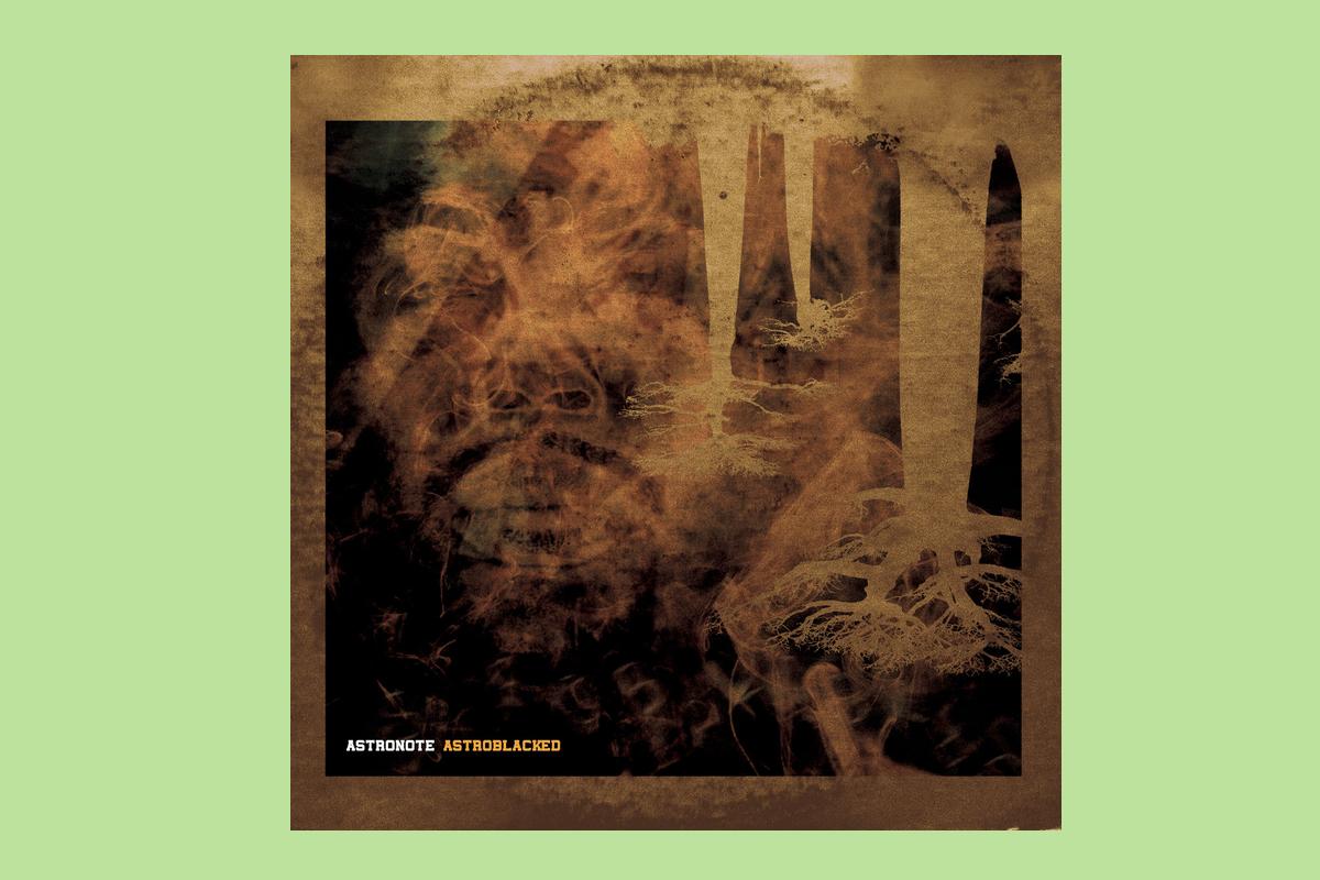 Pozor, Astronote posílá album Astroblacked a nejen to
