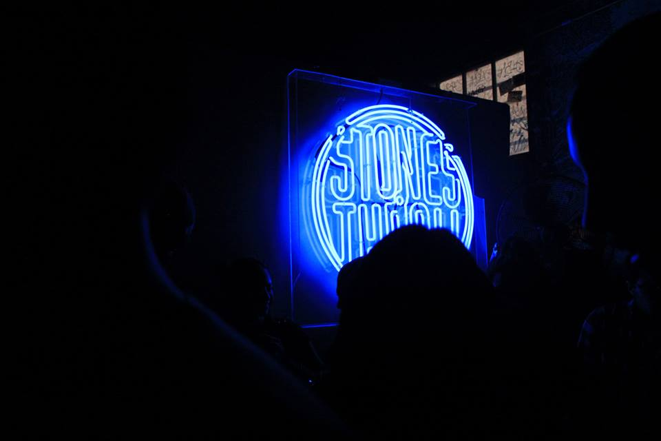 Report: Stones Throw Pop-Up Shop in Los Angeles, 27.9.2014