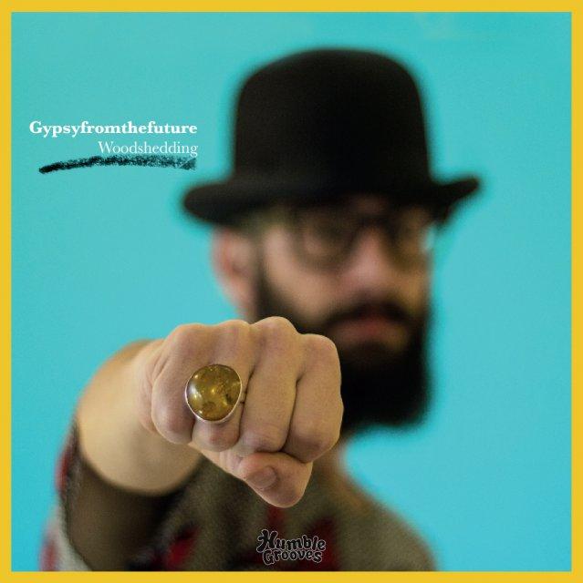 Ex-bubeník Prago Union se představuje jako Gypsyfromthefuture a posílá desku Woodshedding