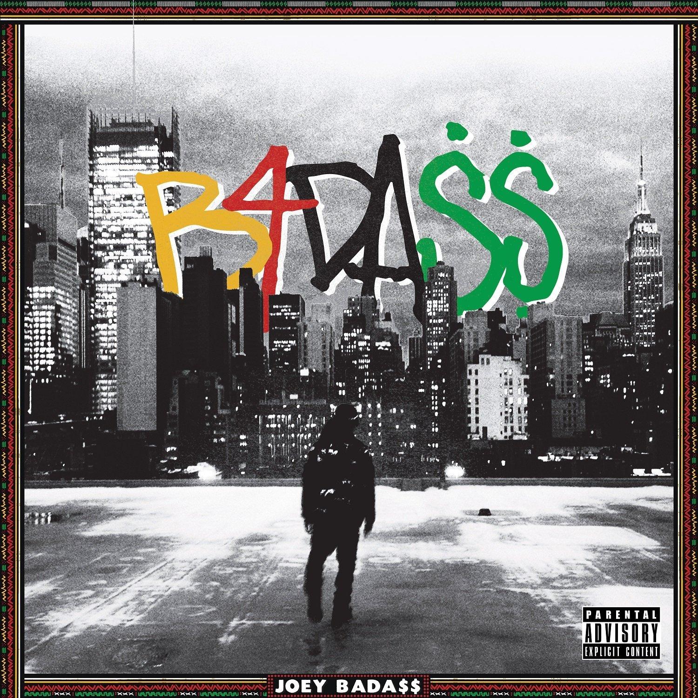 Joey Bada$$ – B4DA$$