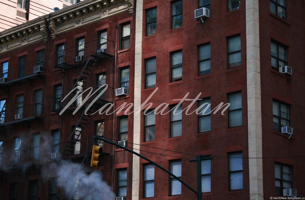 Recordshopy a další spoty v New York City