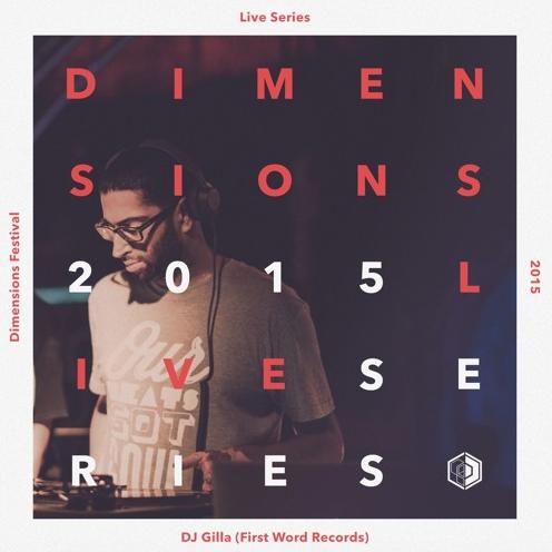 DJ Gilla – Live at Dimensions 2015
