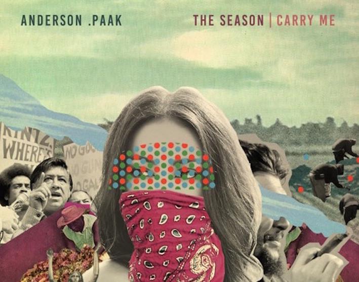 Anderson Paak – The Season / Carry Me (prod. 9th Wonder & Callum Connar)