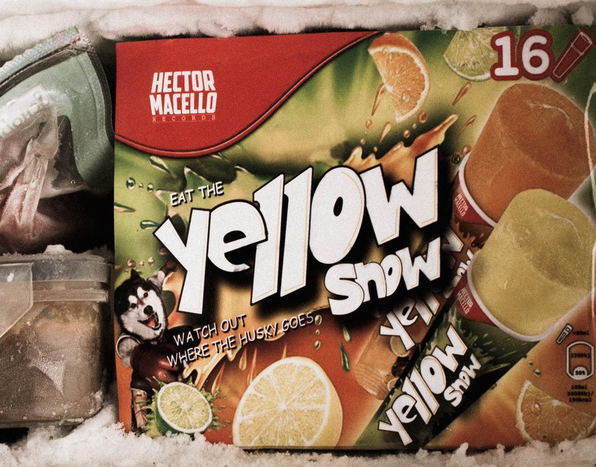 Hector Macello V.A. – Yellow Snow (Brenk Sinatra, Fid Mella, Toky Tork, Kamp etc.)