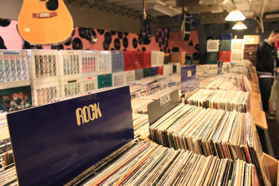 101 Music, 1414 Grant Ave, San Francisco 2