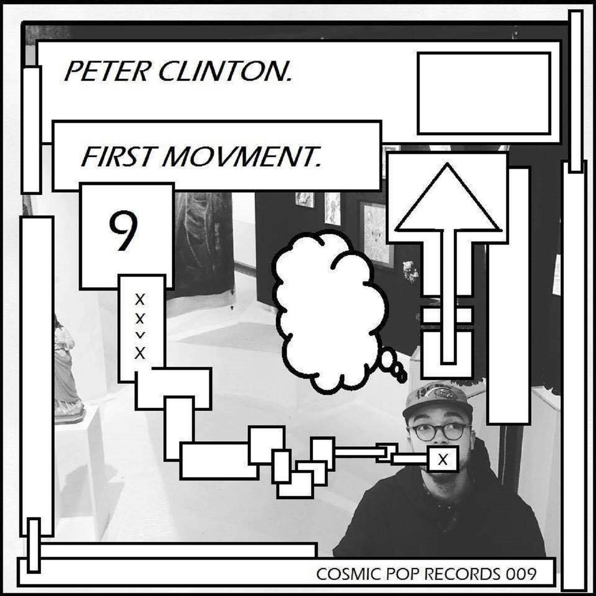 "Peter Clinton – [CPR009] ""First Movment"""
