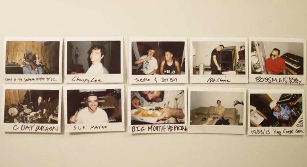 BADBADNOTGOOD – The IV Recording Sessions