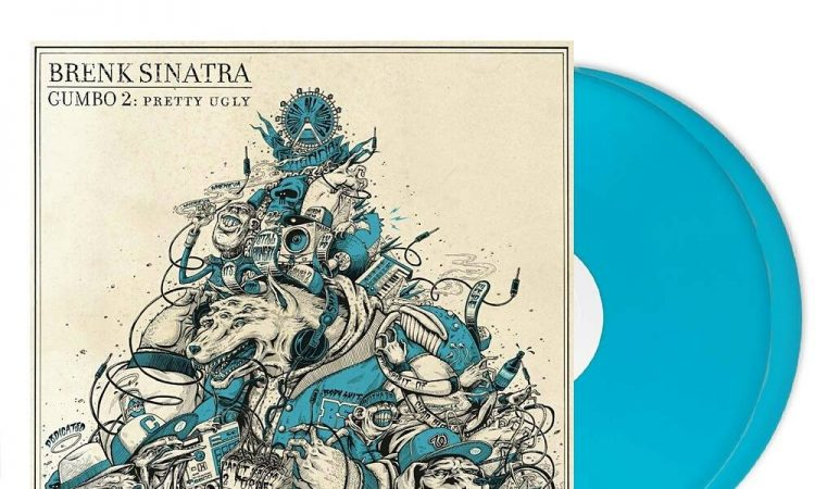 Brenk Sinatra - Gumbo II- Pretty Ugly : Lost Tapes  vinyl
