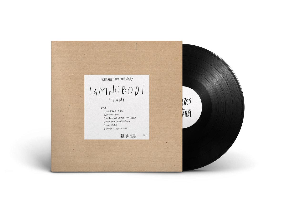 IAMNOBODI – Imani (Jakarta Dubplate #9)