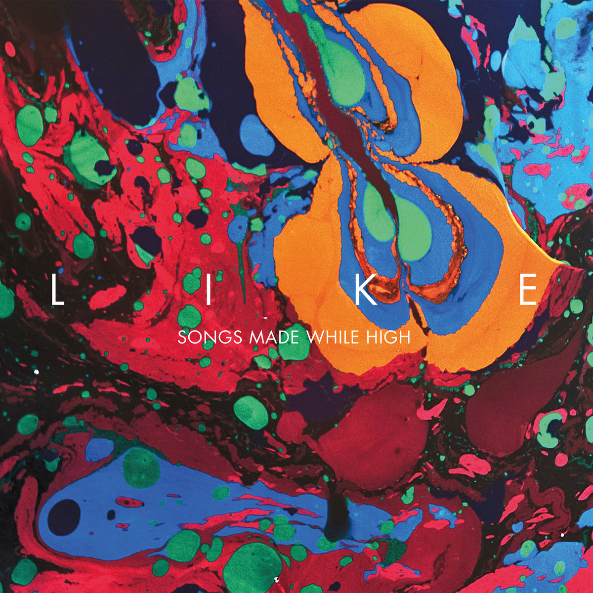 Album: LIKE – Songs Made While High (Jakarta Records)