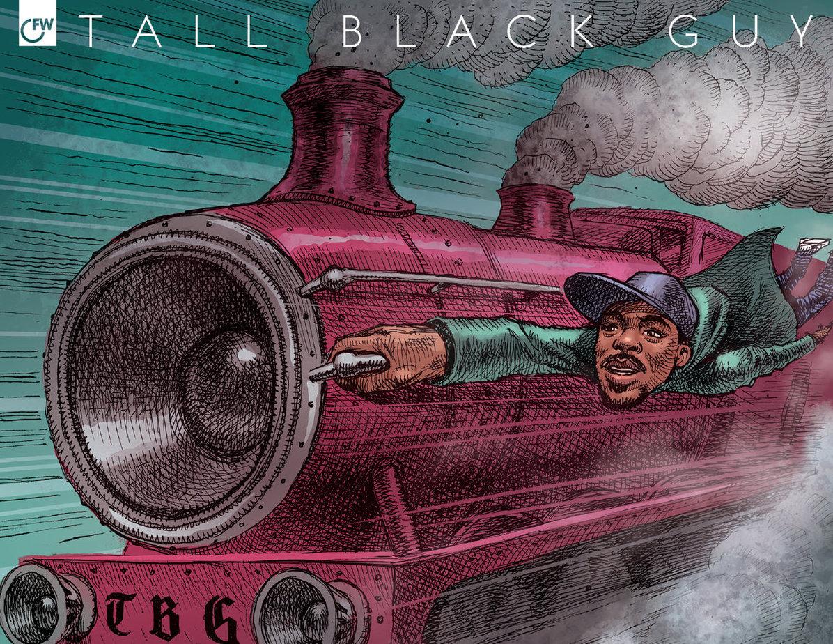 Tall Black Guy – Let's Take a Trip (ALBUM)
