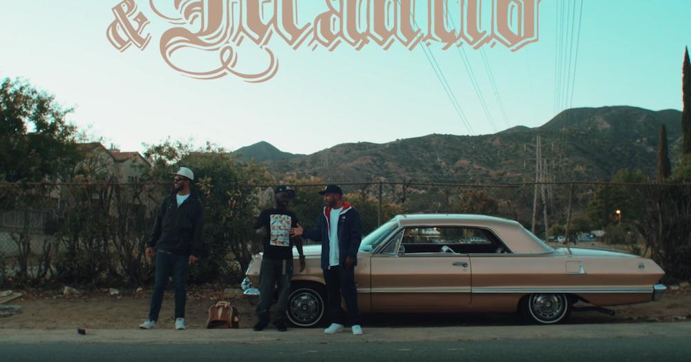 Madlib, MED & Blu – Get Money feat. Frank Nitt (VIDEO)