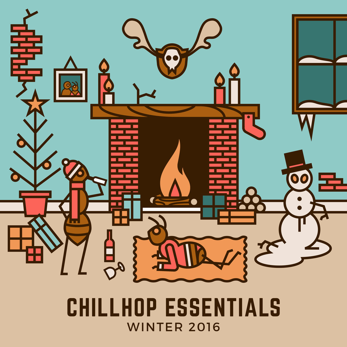 Chillhop Essentials – Winter 2016
