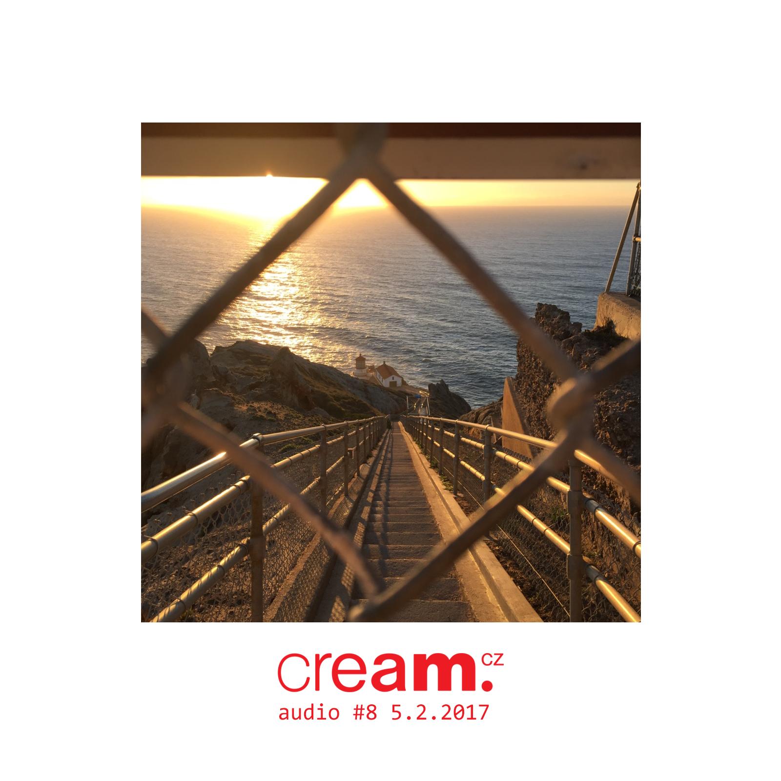 cream.cz audio #10 (5.2.2017) + Petijee interview
