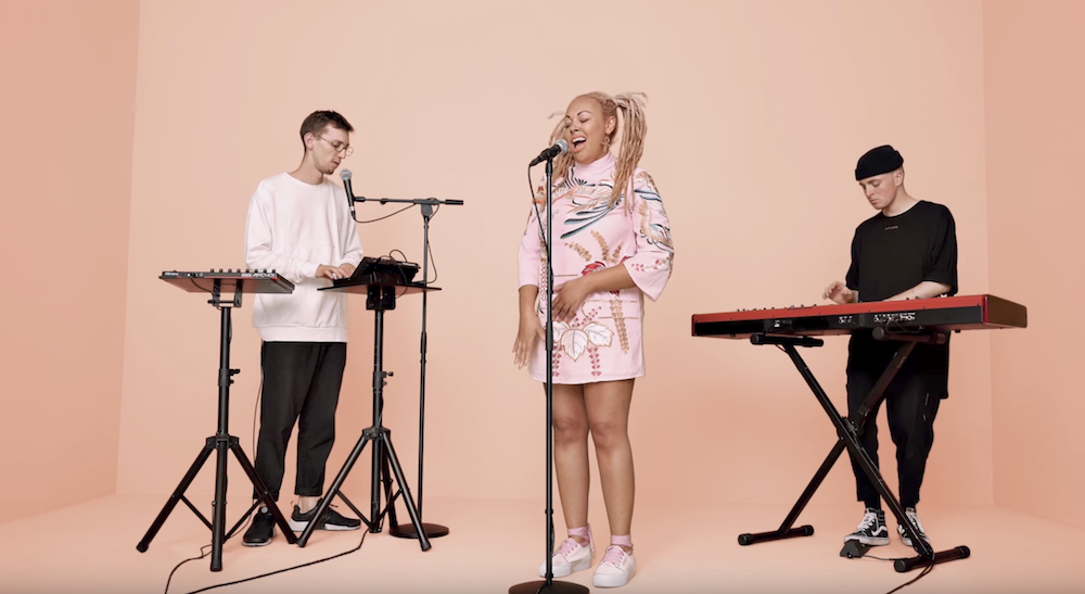 S. Fidelity feat. Harleighblu – PPP | A COLORS SHOW (VIDEO)