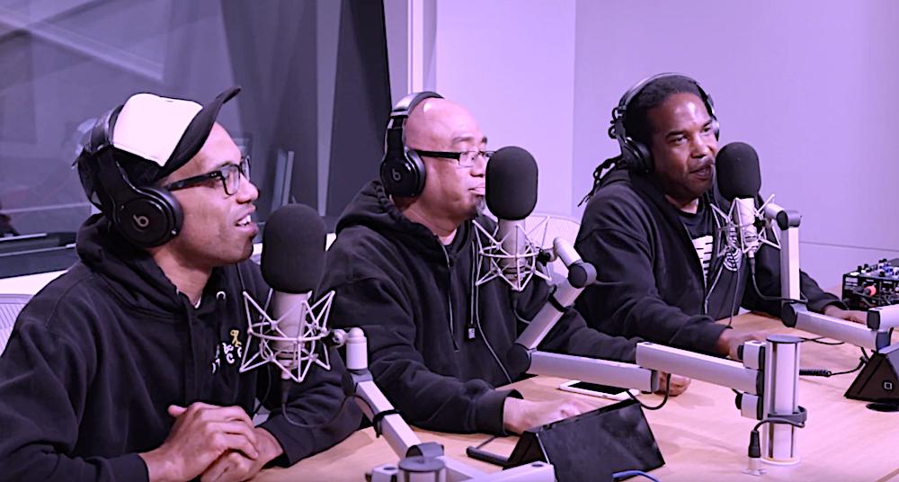 Soulection Radio Show #312 ft. Beat Junkies (Rhettmatic, Mr. Choc & J. Rocc)