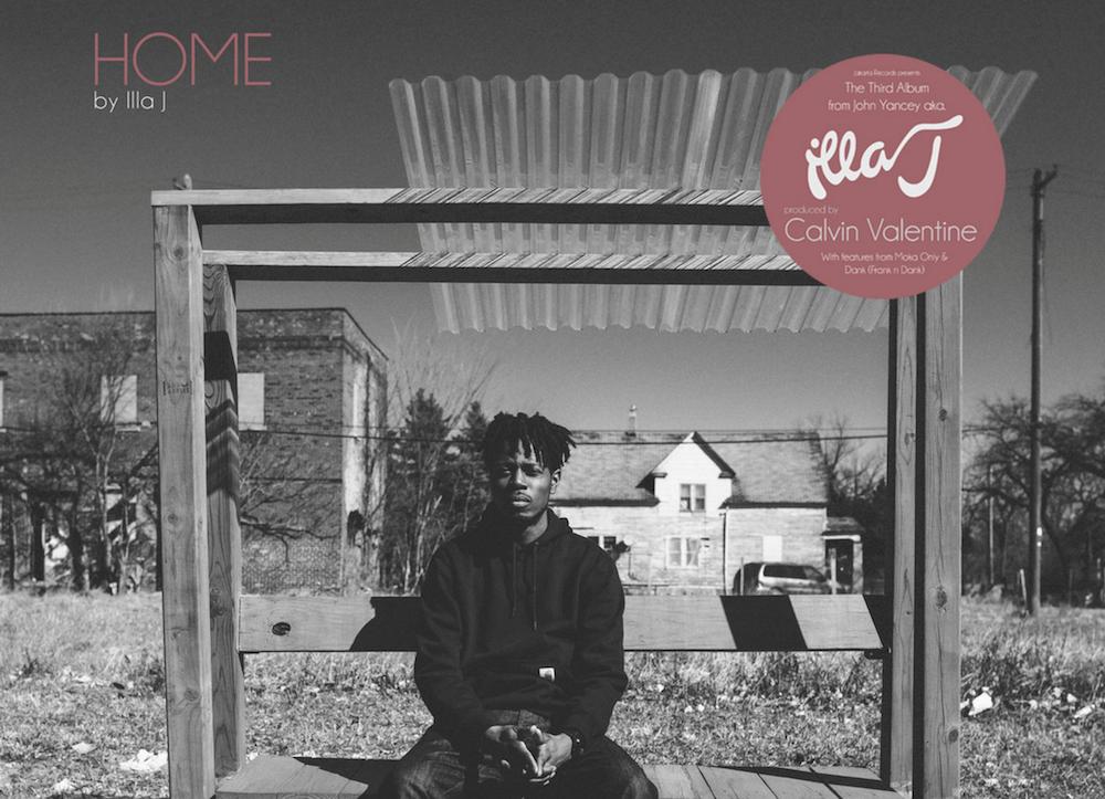 Illa J – Home (ALBUM STREAM)