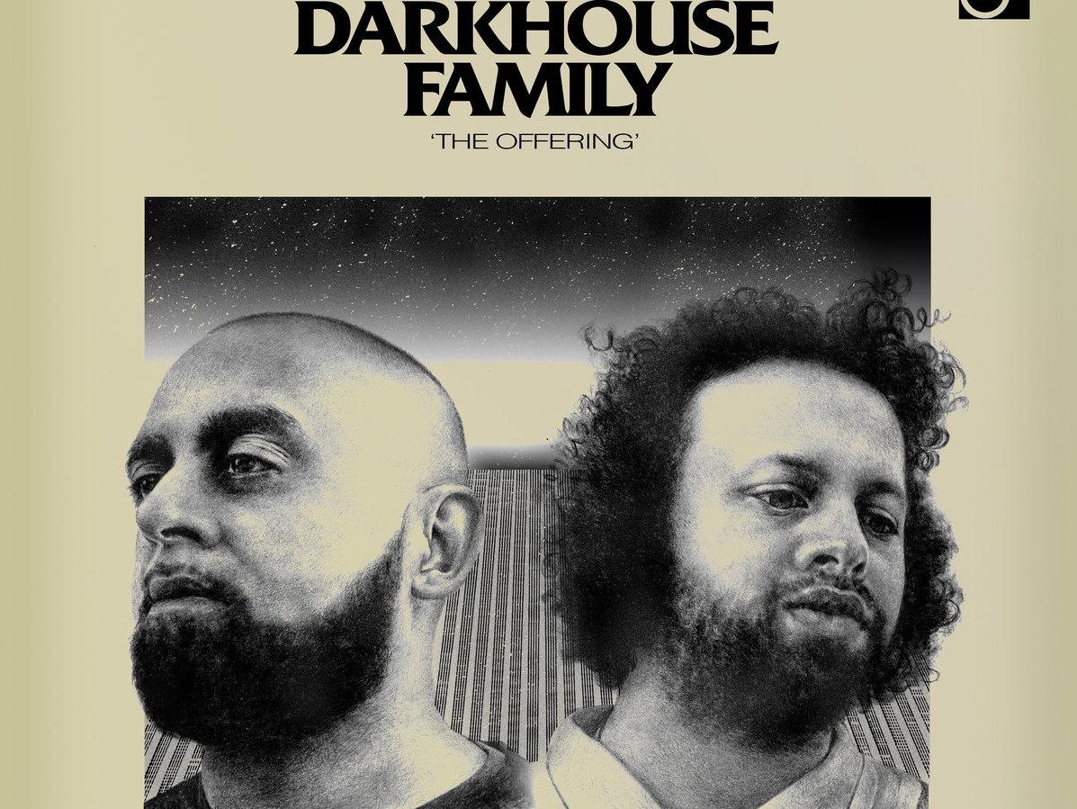 Darkhouse Family – The Offering. Album pro všechny, kdo jedou desku od Jazzy Jeff a spol.