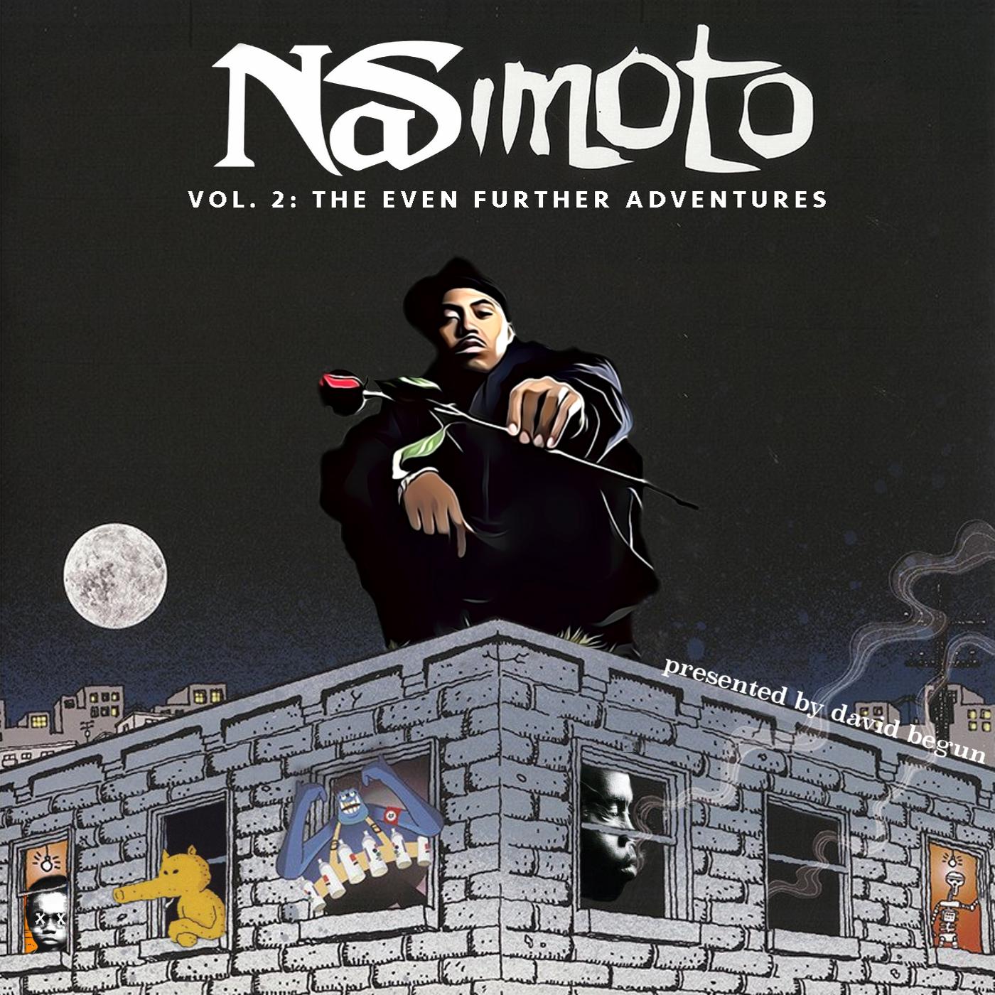 Nasimoto Vol. 2- The Even Further Adventures