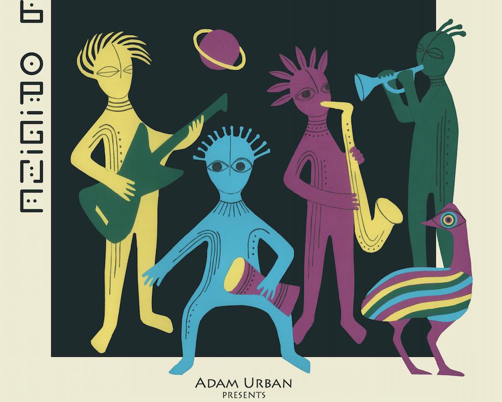 Renk je Adam Urban a vydává třetí album. První singl k poslechu