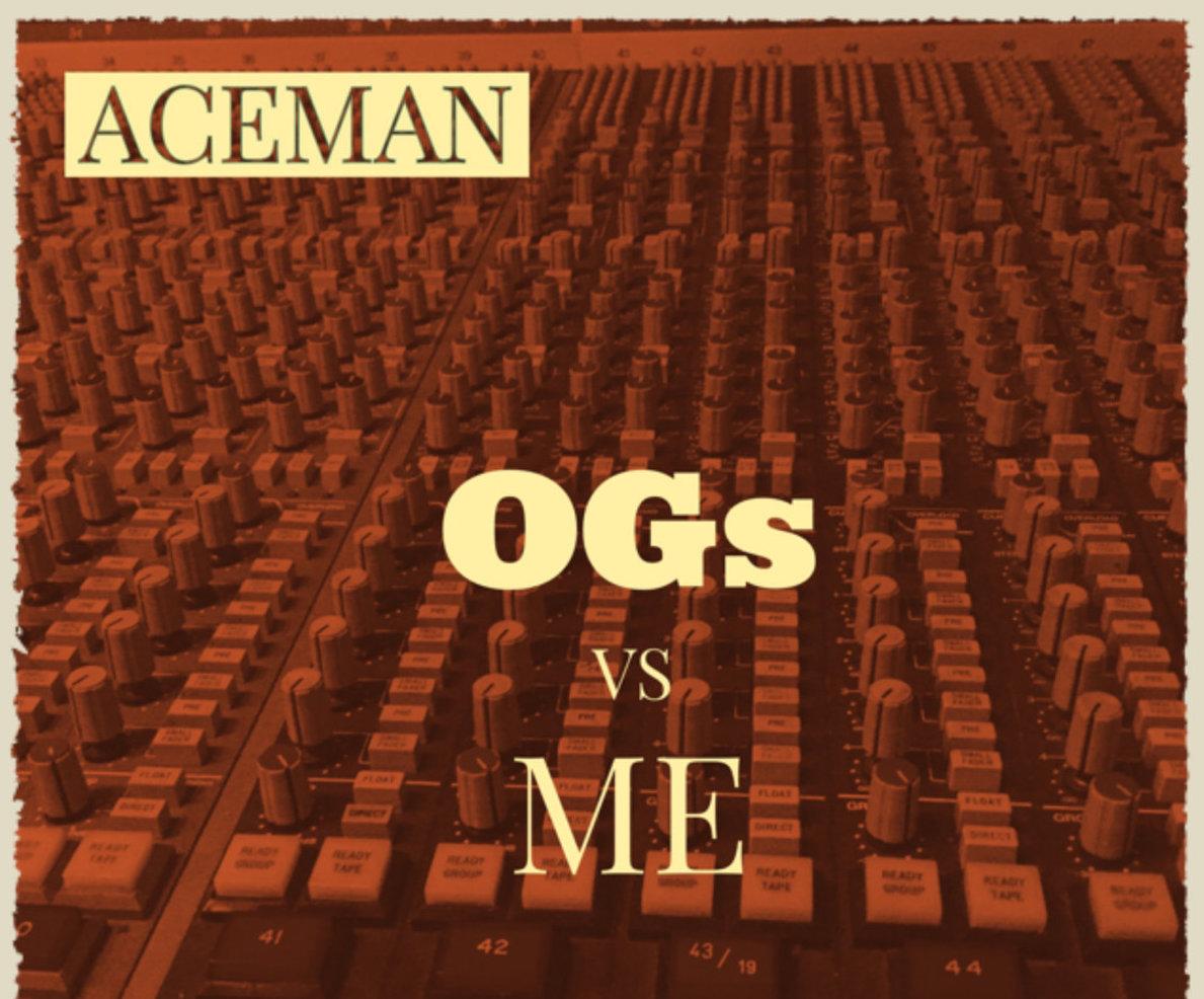 Slovensko: Aceman – OGs vs Me (Beat Tape)