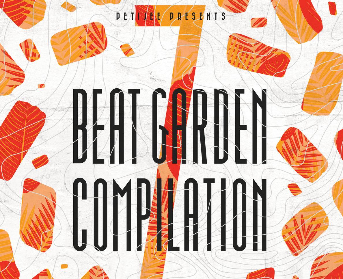 Petijee presents Beat Garden Compilation 7