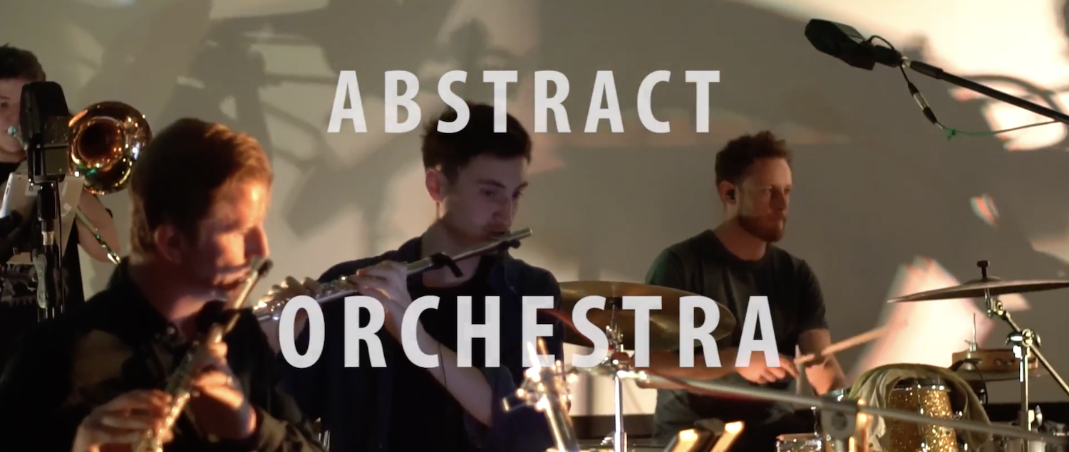 VIDEO: Abstract Orchestra  – 5x live recording session z alba Madvillain Vol. 1