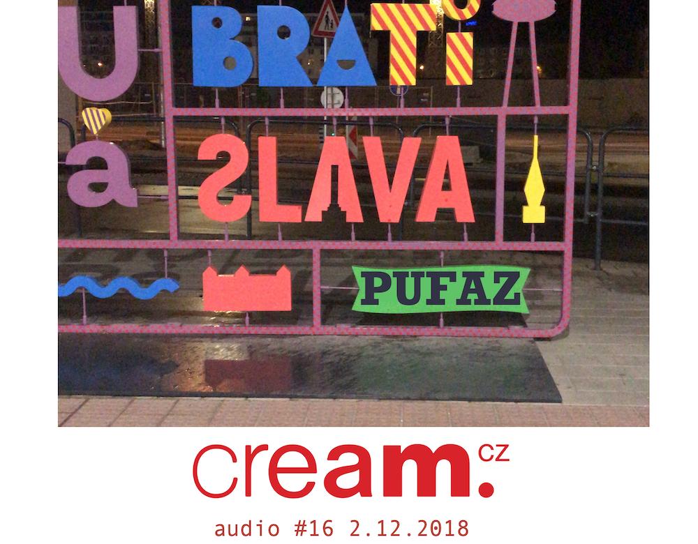 Cream.cz Audio 16 – Eric Lau, FKJ, Ghost McGrady, Apollo Brown a další.