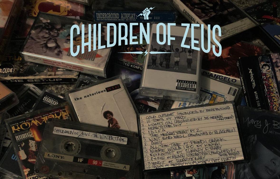 Children Of Zeus – The Winter Tape (FREE DOWNLOAD)