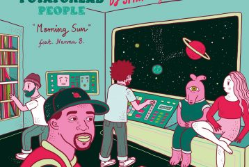 Potatohead People – Morning Sun feat. Nanna.B (DJ Spinna Galactic Funk Remix)