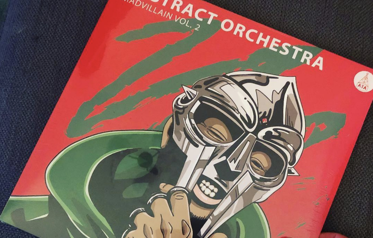 Dabrye – Air Feat. MF DOOM (Abstract Orchestra Remix)