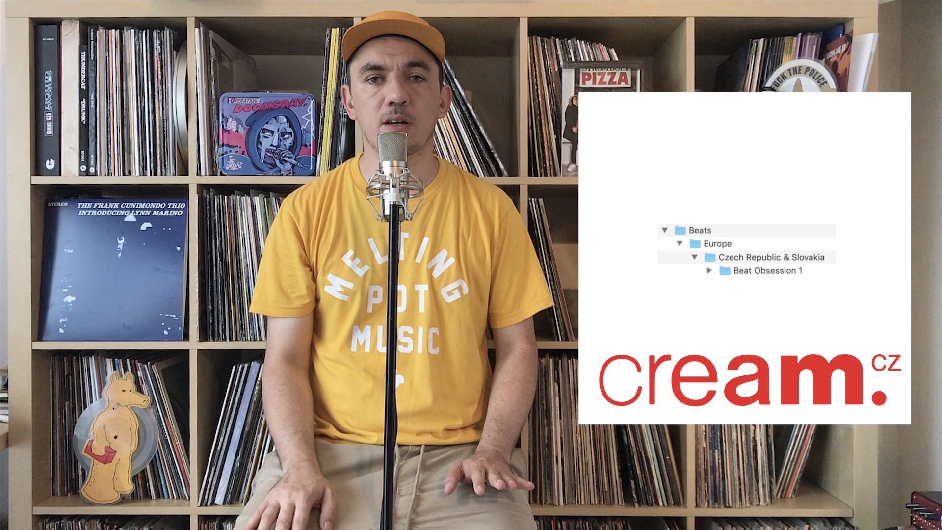 Vše o kompilaci Beat Obsession 1, DTonate, FOM a akci ajlavmjuzik [fjúžn] najt (VIDEO)