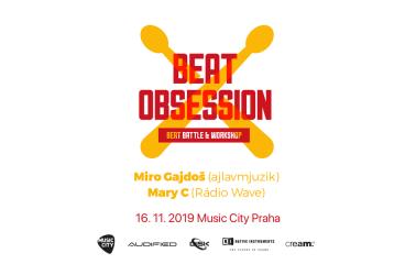 V Music City se uskuteční další Beat Obsession 3. Registrace spuštěna.