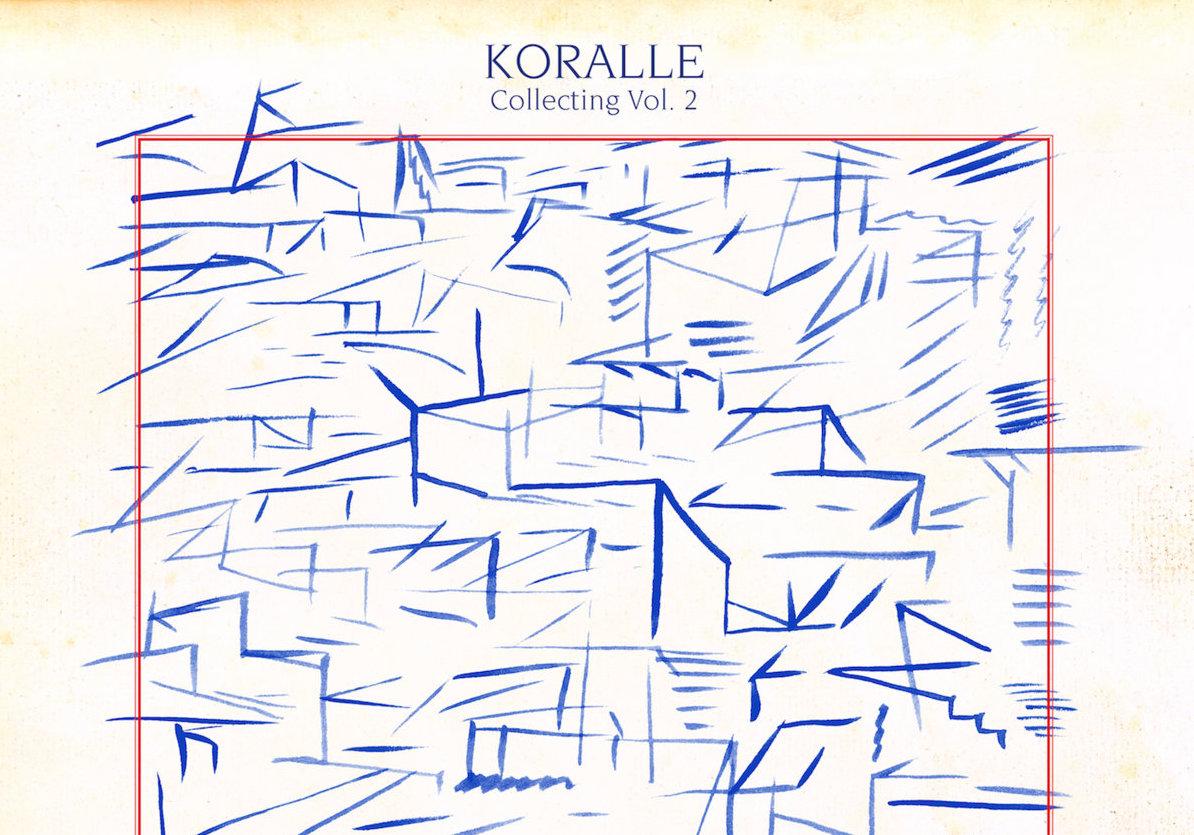 Koralle – Collecting Vol. 2 (Melting Pot Music, 2019)