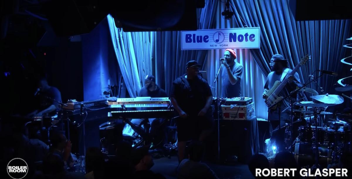 Robert Glasper: J Dilla Tribute | Boiler Room NYC (VIDEO)