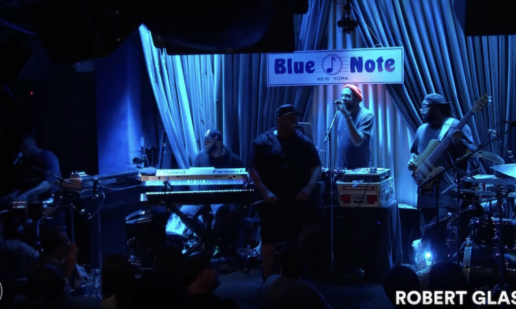 Robert Glasper: J Dilla Tribute | Boiler Room NYC
