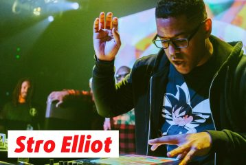 Kdo je Stro Elliot z The Roots? (VIDEO)