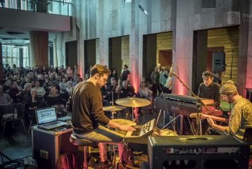 Velice povedená deska z Maďarska – Jazzbois :Jazzbois Goes Blunt