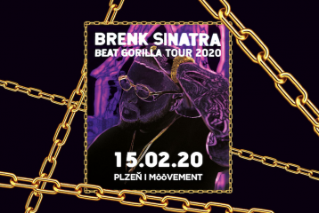 Brenk Sinatra a Thank You Jay Dee Night 15.2 v Plzni!