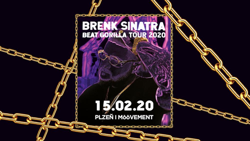 Brenk Sinatra a Thank You Jay Dee Night 15.2 v Plzni!