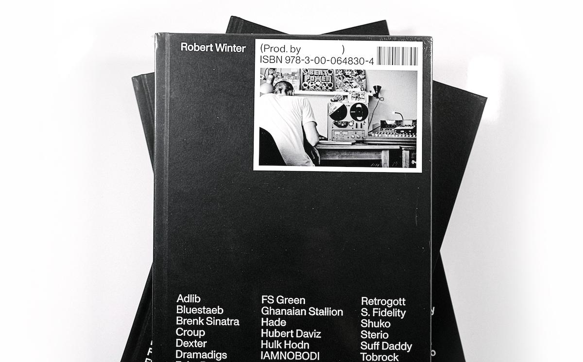 Robert Winter – (Prod. By) (kniha a kompilace)