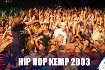Cream Sound 20 (Zpátky do dnů: Hip Hop Kemp 2003)