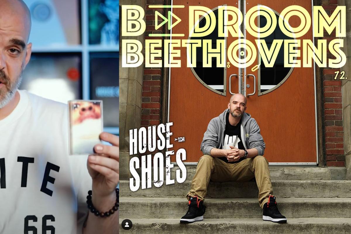 House Shoes a jeho 5 top produkcí + rozhovor pro Bedroom Beethovens