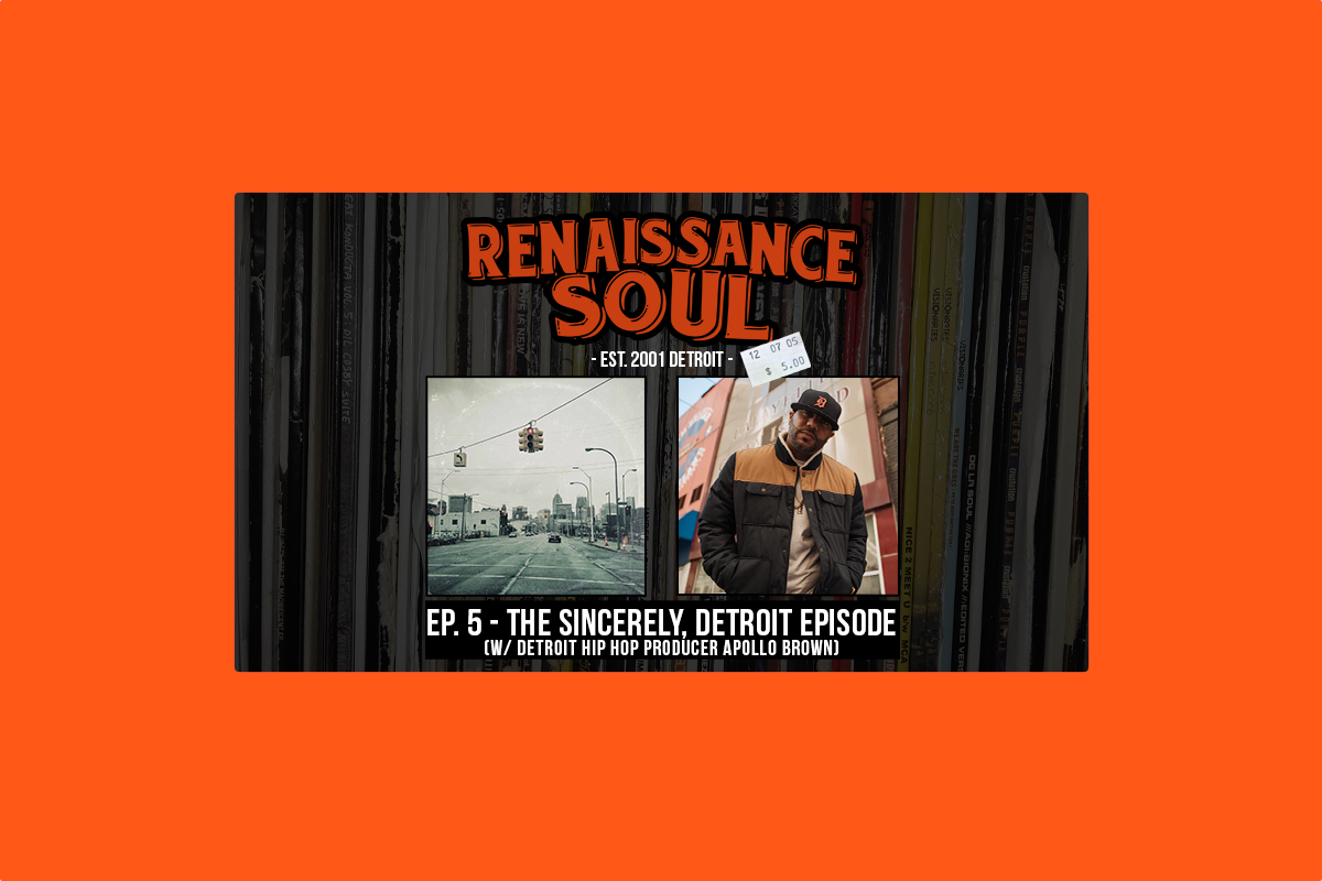 Rozhovor: Apollo Brown o desce The Sincerely, Detroit + Cream Sound 30 (Detroit Special)