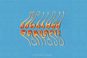 Potatohead People – Mellow Fantasy (ALBUM) feat. De La Soul, Illa J, T3 ze Slum Village