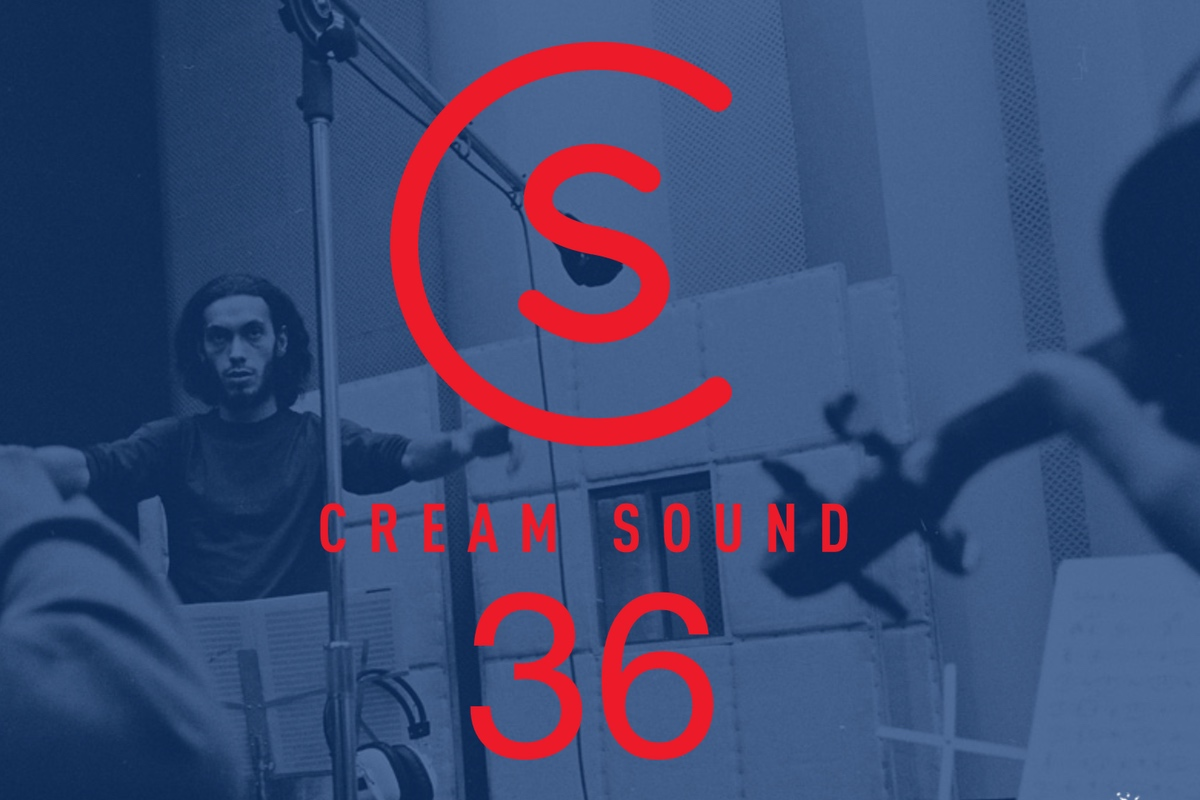 Cream Sound 36 (COLOR Music Radio) (Arthur Verocai Special)