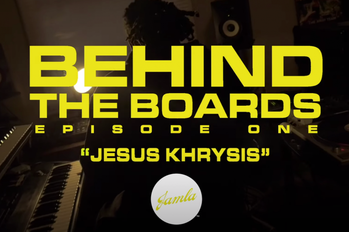 Khrysis – Behind The Boards EP1 (Conway The Machine – Jesus Khrysis)