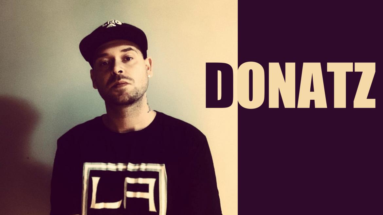 Český beatmaker Donatz nejen o spolupráci s americkou partou GameChangers (VIDEO)