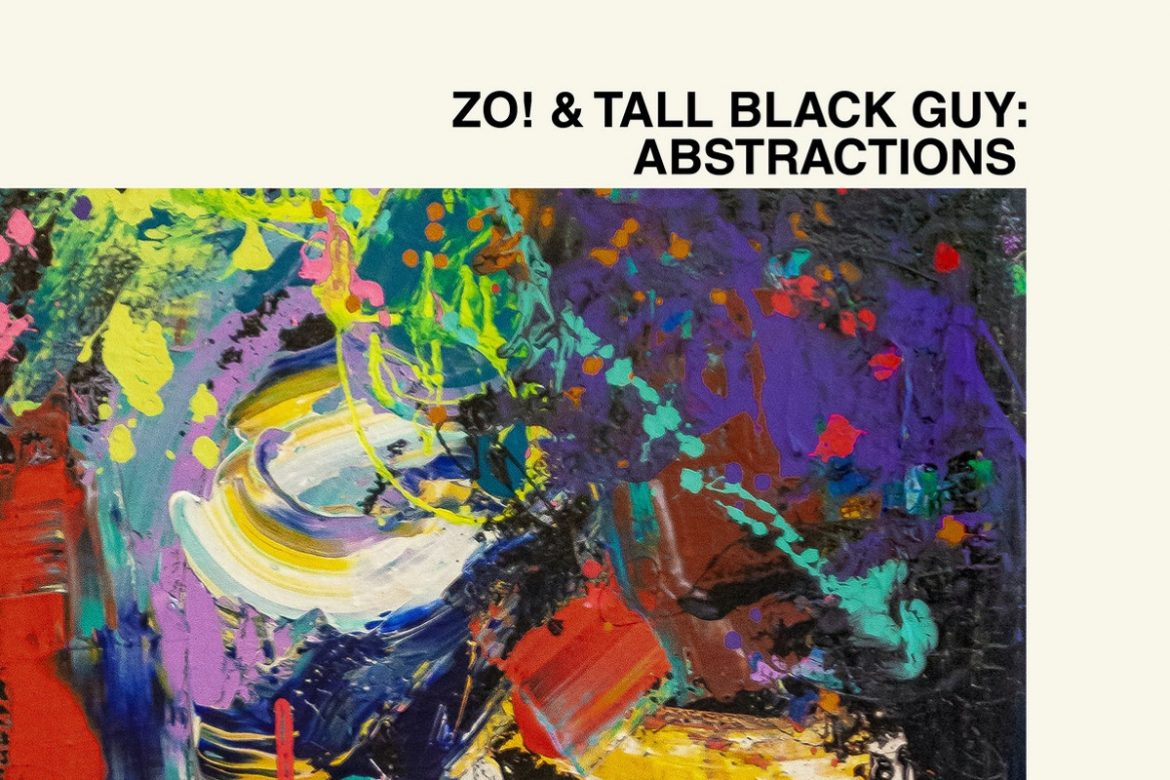 cream.cz doporučuje: Zo! & Tall Black Guy – Abstactions (ALBUM) feat. Black Milk, Elzhi, Phonte atd.